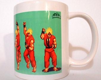 Shoryuken Mug Gift Ready