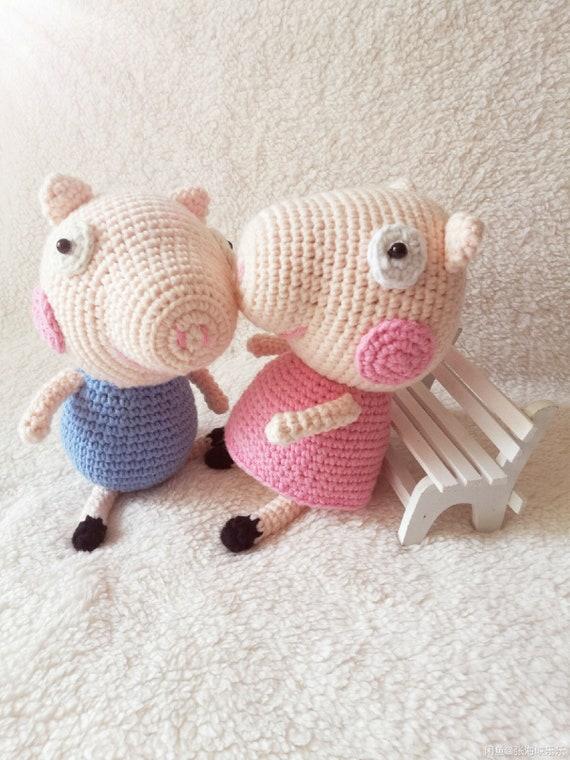 Crochet Peppa Pig Amigurumi Free Patterns | 760x570