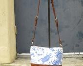 One of a kind shoulder bag