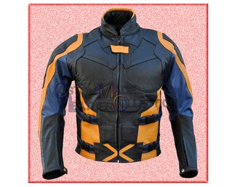 Vintage 90s Children/'s Long Sleeve X-Men Wolverine Pajama Top Shirt with Removable Cape Size XS 45
