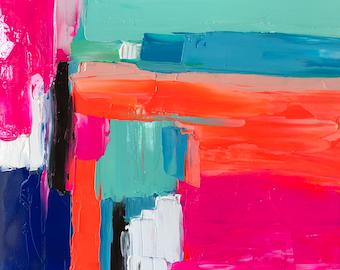 Joy Series, Original Abstract Art
