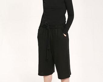 OZU short trousers / linen