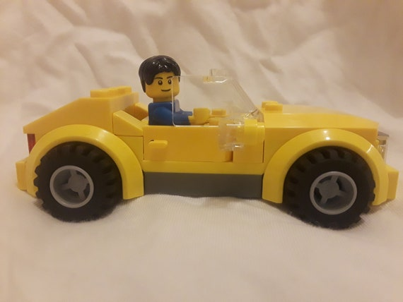 Items similar to LEGO CAR Instructions PDF- Easy Guide to