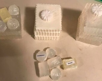 Homemade Soap Sampler