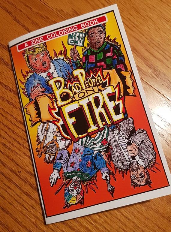 BAD PEOPLE ON FIRE