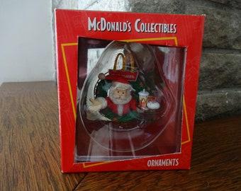 Mcdonalds Christmas Ornament.Mcdonalds Ornament Etsy