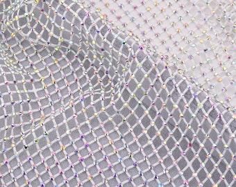 a4dbe351d8 Crystal mesh | Etsy