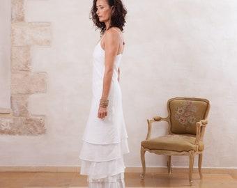 cb956d621b2d Cotton wedding dress