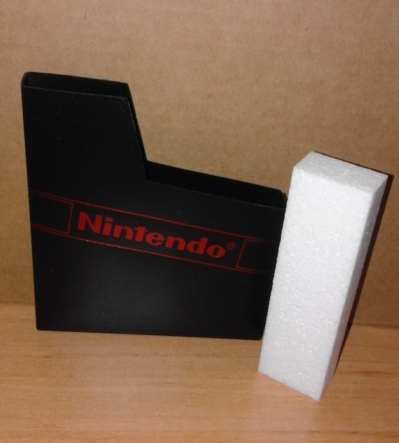 Repro Box Only Box /& Insert The Legend of Zelda III OUTLANDS Nes