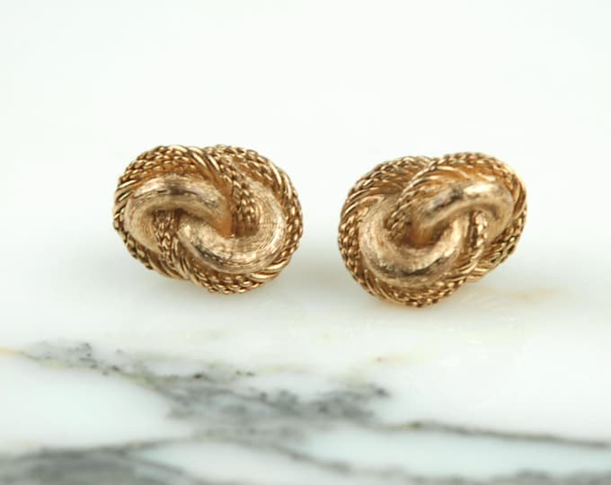 Vintage Dior clip on earrings