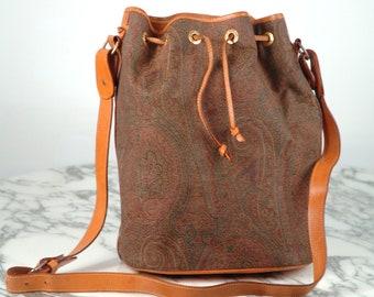 Vintage Etro Bucket Bag