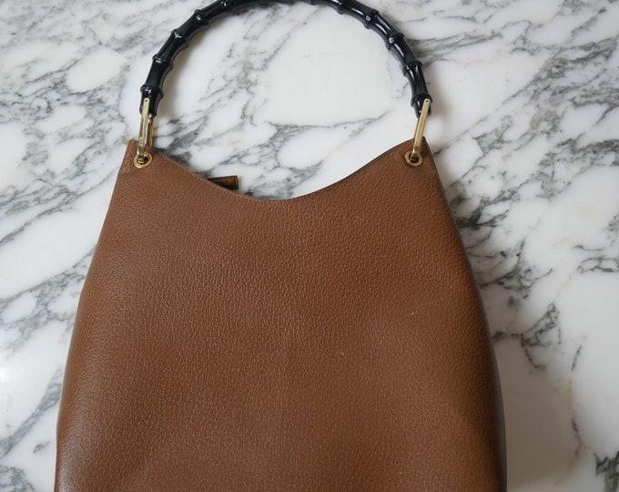 Vintage Gucci Bamboo Bag