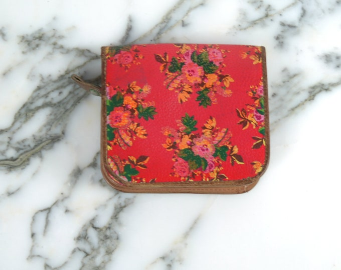 Kenzo Floral Wallet