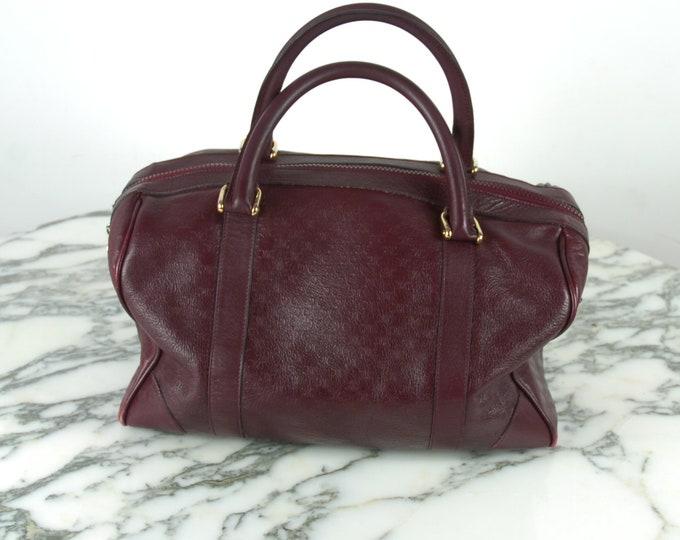 Vintage Celine Boston Bag