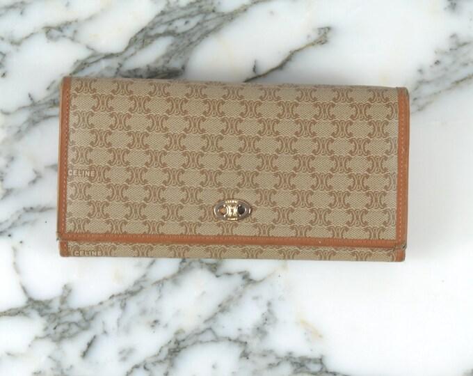 Vintage Celine Wallet