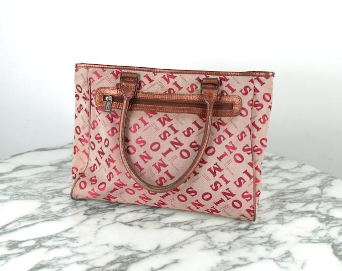 Missoni Monogram Handbag