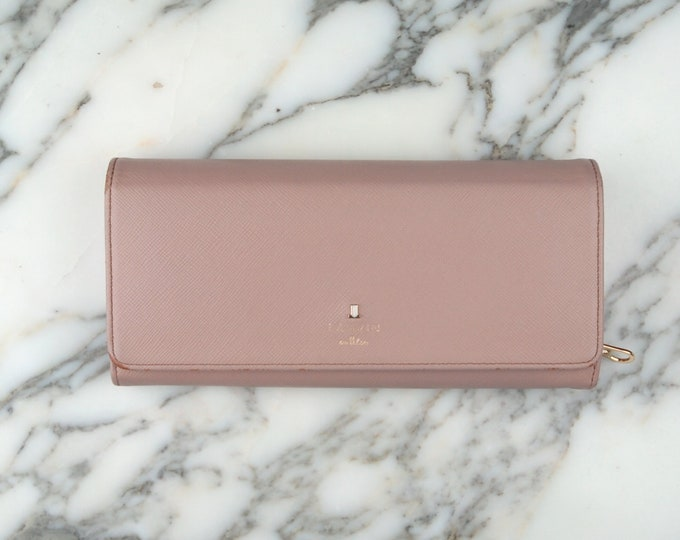 Lanvin Old Pink Wallet