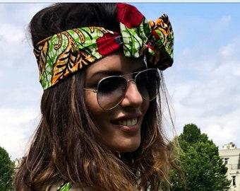 Tortilla headband
