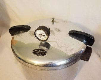 Vintage Presto cooker/canner 16 quart model 7b