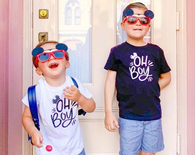 Oh Boy Toddler | Youth Tee