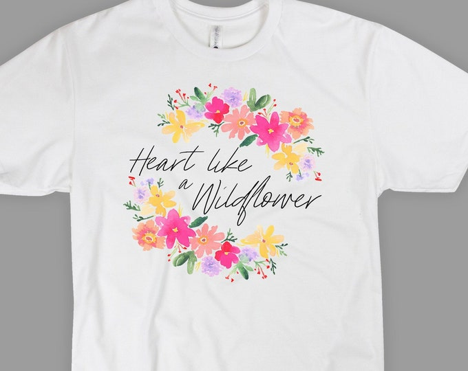 PREORDER Heart like a Wildflower
