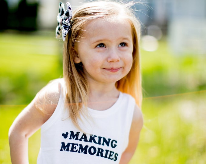 Making Memories Tank