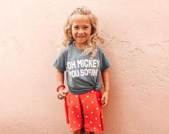 Youth Fall Oh Mickey