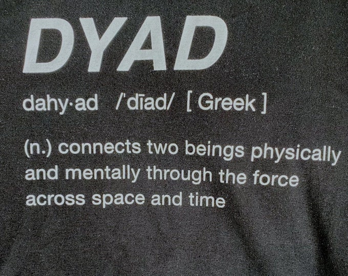 DYAD tee - Youth Sizes