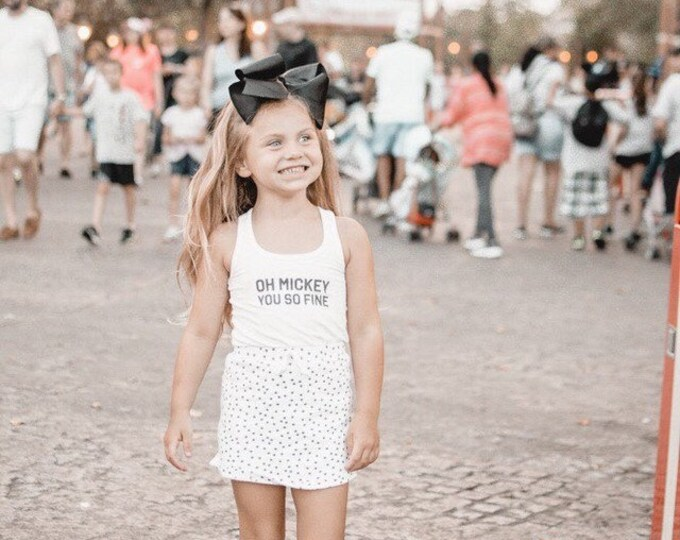 Oh Mickey Toddler | Youth Tee