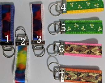 Key fob key rings by Rudy2Creations