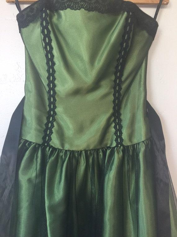 Retro Gunne Sax Dress - image 4