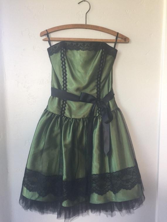 Retro Gunne Sax Dress