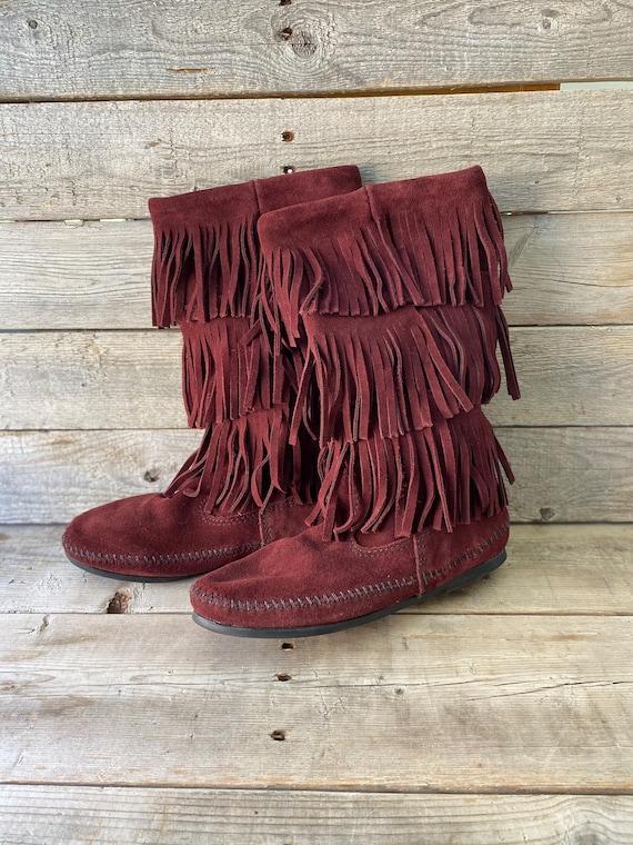 Women's Minnetonka Boots