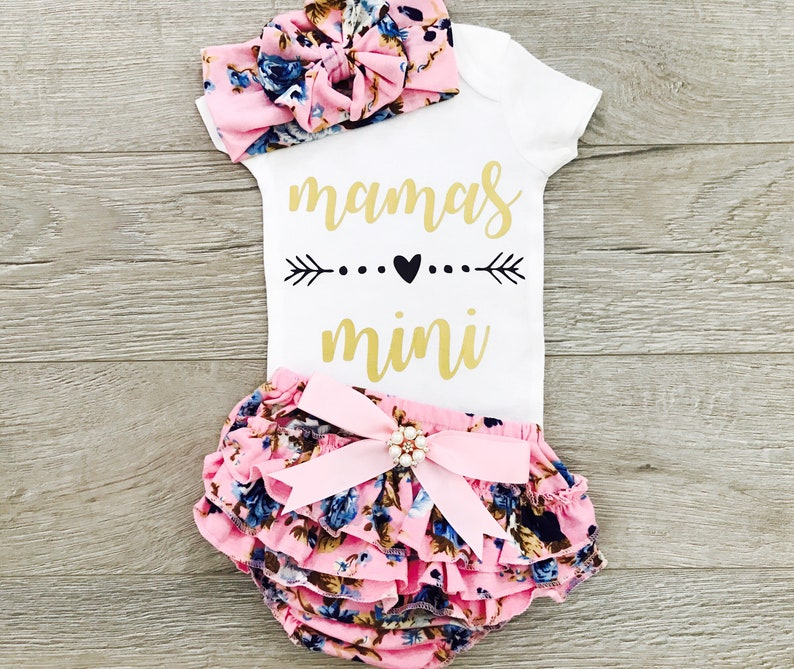 232c3f7c2d4 Baby Girl Clothes Newborn Outfit Newborn Coming Home Outfit