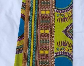 Africa dashiki style fabric