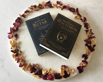 Witchy Book Bundle, Two Books , Pre owned, excellent condition, Both fabulous,  crammed full of good information by Laura Tempest Zakroff.