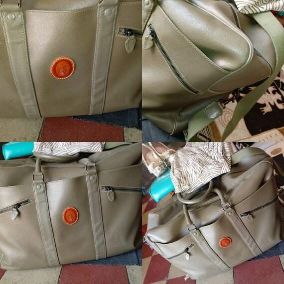 Trussardi Travel Duffel Bag