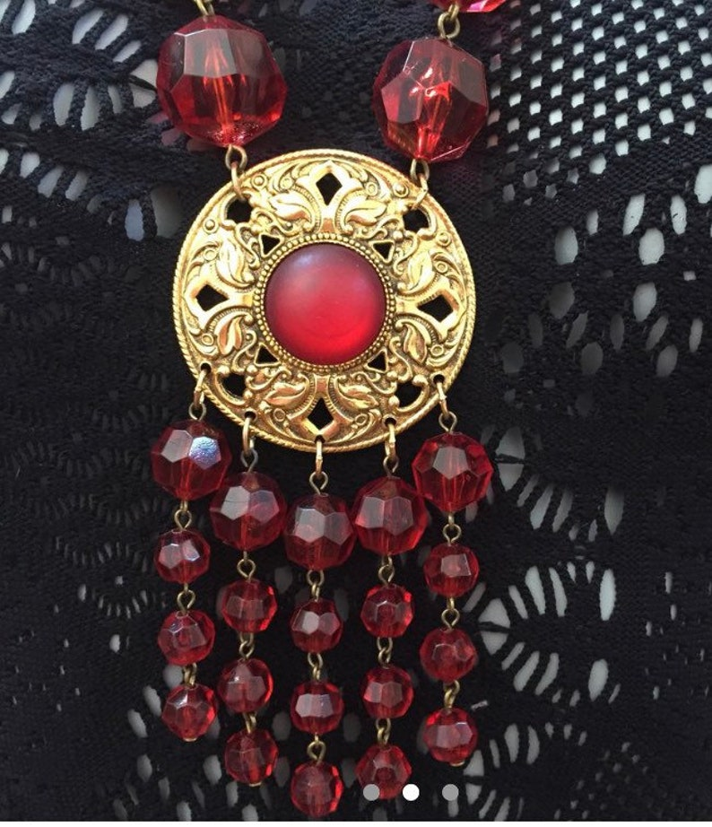 Vintage necklace from 80s90s