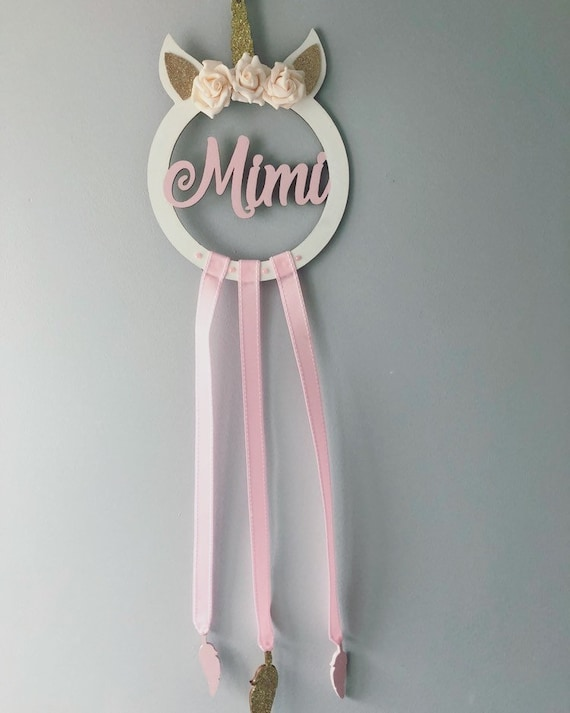 Personalised Bow Holder