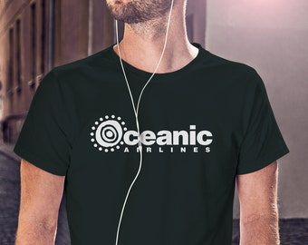 Oceanic Airlines LOST - Tshirt