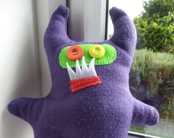 Purple Monster 01