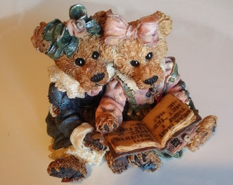 #228304 1997 Collection Boyds Bears & Friends