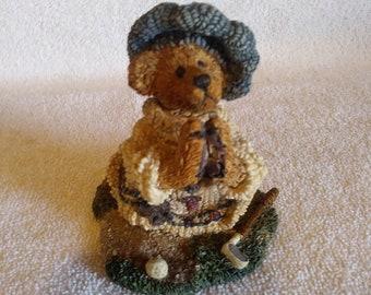 Boyds Bears & amis n ° 2227 Sebastian «s prière 1993 Collection
