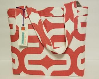 Shoulder bag, tote bag, fabric purse