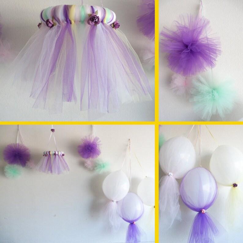 Unicorn Baby Shower Decorations Tutu Baby Shower Etsy