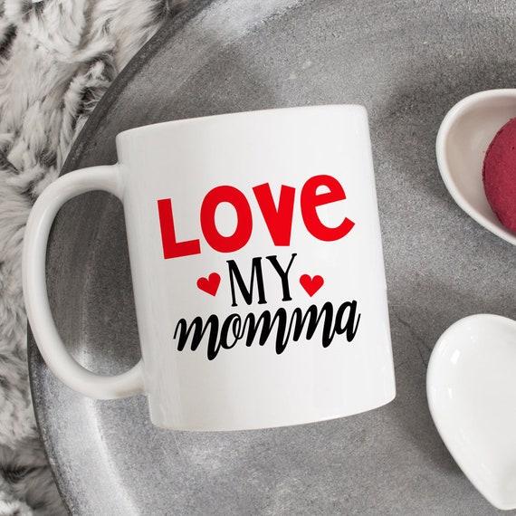 Momma Mug Mothers Day Gift Birthday Idea For