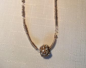 Springy Sparkle Necklace
