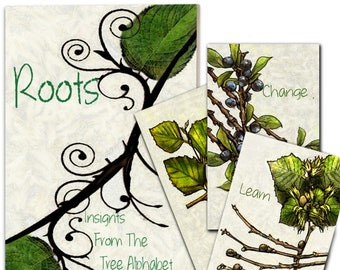 Roots Book And Oracle Deck Set