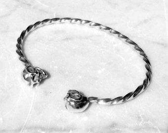 Open Vanitas Bracelet