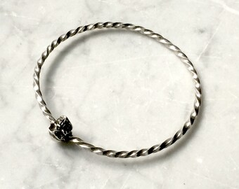 Rigid Vanitas Bracelet